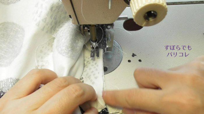 縫いズレないで縫うミシン