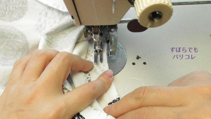 縫いズレないミシン2