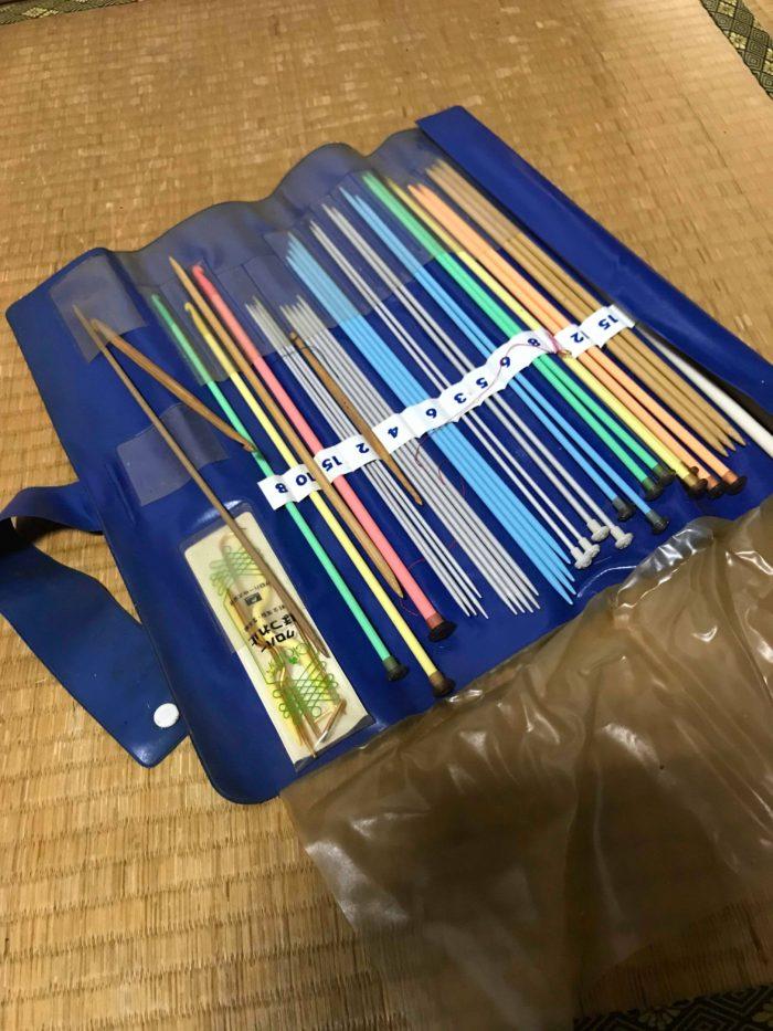 編み棒セット