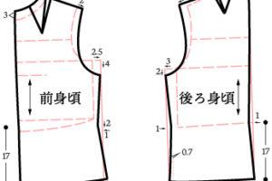 原型からの作図