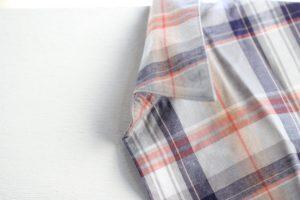 台衿シャツカラー 一般的な縫い方