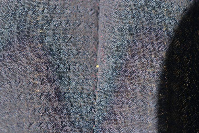 コンシールファスナーを美しく縫うために縫い目とのつながりの分量を離して縫う|洋裁教室や独学でお悩みの方に最適な24時間自宅で学べる365回講座5