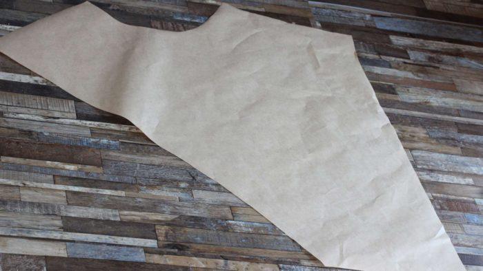 型紙を既製品から写し取るには、地の目を確認する事から始める|洋裁教室や独学でお悩みの方に最適な24時間自宅で学べる365回講座13min