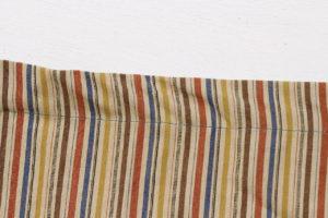 ミシン_縫い方 ねじれて縫えてしまった斜めのシワ